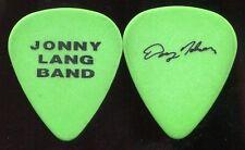 JONNY LANG 1996 Smokin Tour Guitar Pick!!! DOUG NELSON custom concert stage Pick