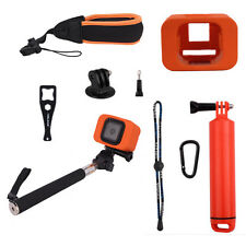 Replace For GoPro Hero 4 5 Session Floating Wrist Strap+Floaty Monopod with Case