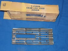68 NOS Ford Galaxie XL Drivers Side Grille Headlight Door 390 428 7 Litre