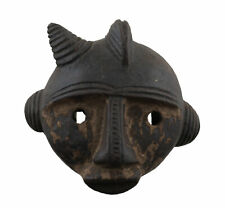 Masquette de case Igbo votiveTerre cuite fétiche diminutif Art africain 16941