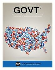 GOVT 9 [with Online, 1 term [6 months] Printed Access Card] [New, Engaging Title