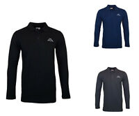 Kappa langarm Polo Shirt 3 Modelle