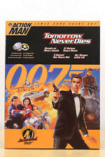 ACTION MAN James Bond Agent 007 TOMORROW NEVER DIES (Limited Edition) OVP MIB