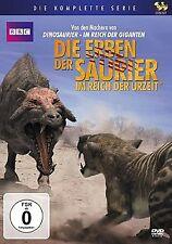 DIE ERBEN DER SAURIER: Im Reich der Urzeit (2 DVDs) *NEU OVP* Dinosaurier