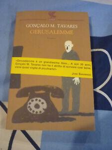 GERUSALEMME GONCALO M. TAVARES