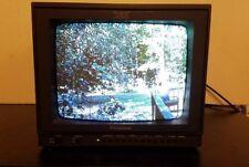 "Panasonic CT-S1390Y 13"" Color Video editing  Gaming Surveillance camera Monitor"