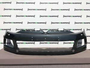 VW TOUAREG R LINE 2011-2014 FRONT BUMPER GENUINE [V621]