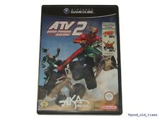 # ATV 2 Quad Power Racing Nintendo GameCube juego // GC-Top #