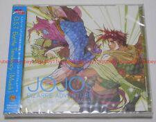 New JoJo's Bizarre Adventure O.S.T Battle Tendency Musik Soundtrack CD Japan