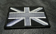 UNION JACK UK ENGLAND FLAG TACTICAL MORALE ARMY ACU HOOK PATCH
