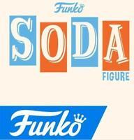 NEW FUNKO SODA! COMMON FIGURES YOU PICK BUY 2 GET 1 FREE PLEASE READ DESCRIPTION