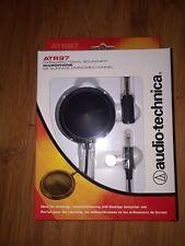 audio-technica ATR97 . Omnidirectional boundary microphone
