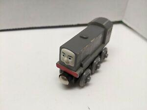 Thomas & Friends Wooden Railway DENNIS Train Engine Car EUC