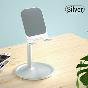 Universal Phone Tablet Holder Desk Stand For iPhone XR XS 8 iPad 6th Air Samsung