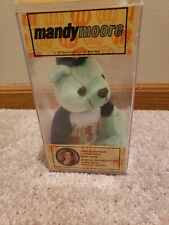 New In Box Mandy Moore Limited Edition Collectible Bear #3857