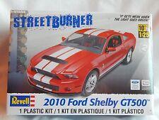 Revell 2010 Ford Mustang Shelby GT500 Model Kit