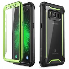Genuine For Samsung Galaxy S8 Active, i-Blason Ares Full-Body Case Cover +Screen