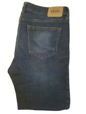 Izod Comfort Stretch Straight Fit Mens Jeans 36x30