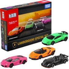 Takara Tomy Tomica Gift Lamborghini Set Special 4* Diecast Cars INCLUDED