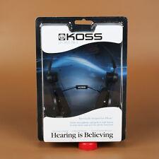 Koss i Porta Pro Headband Headphones Headset With Microphone For iPhone - Black