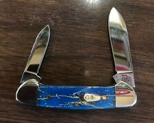 Case xx Baby Butterbean Knife Electric Storm 2018