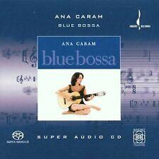 Ana Caram - Blue Bossa - Super Audio CD SACD Hybrid Multichannel Chesky
