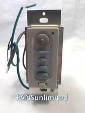 Control de velocidades del ventilador