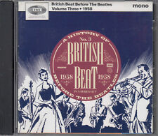 British Beat Before The Beatles: Volume Three 3 1958 CD Adam Faith Tommy Steele