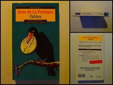 Fables. Jean de la Fontaine.Texte intégral + les clés de l'oeuvre POCKET N° 6012