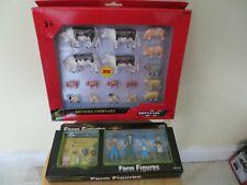More details for britains farmyard 1:32 britains farm animals globe farming farm figures