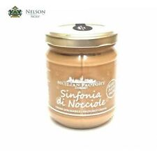 Crema alle Nocciole senza Olio di Palma e Lattosio da 220 gr By Nelson Sicily