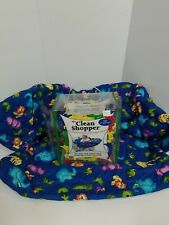 The Clean Shopper Super-Soft Shopping Cart Cover - Preowned