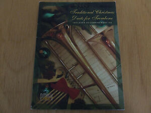 Traditional Christmas Duets for Trombone mit CD     (Duette für Posaune)