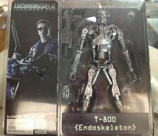 "NECA Terminator 2 Judgement Day T-800 Endoskeleton 7"" Action Figure NIB Mint Con"
