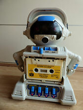 1992 TIGER ELECTRONICS 2XL 2-XL TALKING EDUCATIONAL ROBOT For Parts Used