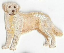 """3"""" Golden Retriever Dog Breed Embroidery Patch"""
