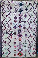 Moroccan rug from Ourika valley 205 X 130cm