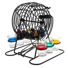 1 Set Bingo Lottery Machine Drinking Game Party/Home/Pub Entertainment Game
