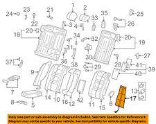 AUDI OEM 07-08 S4 Seat Heater-Element 8E0963557H
