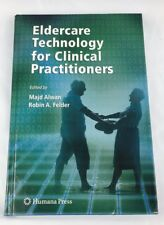 ELDERCARE TECHNOLOGY FOR CLINICAL PRACTITIONERS- Hardcover Book By Humana Press