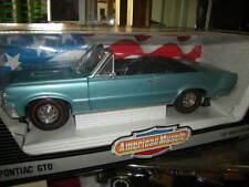 1:12 ertl American muscle Pontiac GTO convertible 1964 raramente OVP