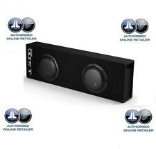 Jl Audio Doble 8 pulgadas SUBWOOFERS en Custom Jl Audio Caja 500w cp208lg-w3v3