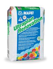 Mapei Ausgleichmasse Selbstverlaufend Faserverstärkt Ultraplan Renovation 3-40mm