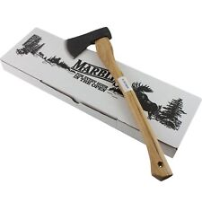 "Marbles 20"" Hickory Handle Axe Hatchet MR704 High Carbon Stainless Steel Head"