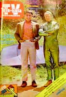 TV Guide 1976 My Favorite Martian Bixby Walston International Tele Guia COA
