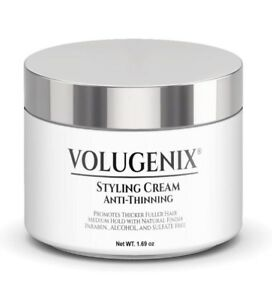 Volugenix® Hair Styling Cream Hair Growth Formula Anti Thinning Hair Gel Pomade