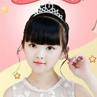 Princess Hairband Crown Headband Rhinestone Hair  Hoop  Hair  Accessories
