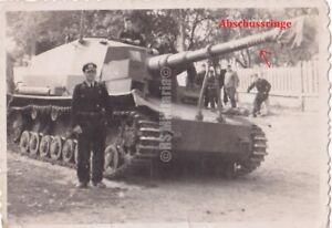 Panzer Selbstfahrlafette IV Ausf. A Pz.Sfl. IVa DICKER MAX !! 7 Abschuss Ringe