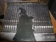 NEIL YOUNG after the gold rush ( rock ) - reprise RS 6383 - insert -