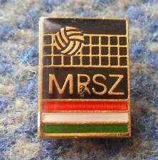 HUNGARY VOLLEYBALL FEDERATION 1990's GREATER PIN BADGE